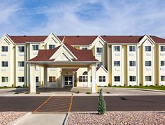 Microtel Inn Suites By Wyndham Cheyenne In Wyoming