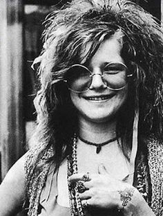 She personally drew out the design for her wrist tattoo of a florentine bracelet. | 21 Things You Didn't Know About JanisJoplin