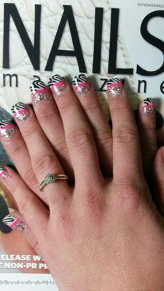 Nail art Edwin Jeans, Silver Rings, Nail Art, Nails, Jewelry, Finger Nails, Jewlery, Ongles, Jewerly