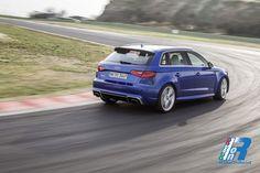 Potenza in formato compatto – La nuova Audi RS 3 Sportback http://www.italiaonroad.it/2015/04/17/potenza-in-formato-compatto-la-nuova-audi-rs-3-sportback/