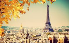 Free HD Wallpapers for your computer: Paris in the fall