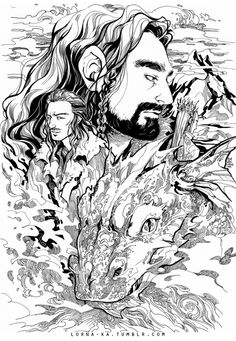 29 Best Hobbit Colouring Pages images | Coloring Pages ...