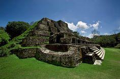Ancient Temple hawaiian ruins | joseph souza jr temple ruins of high mt lanaihale in ruins oahu