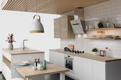 Kuchyně Irma | SIKO KUCHYNĚ Kitchen Hacks, Kitchen Decor, Kitchen Ideas, Kitchen Images, Kitchen Cabinets, Kitchens, Relax, House Design, Table