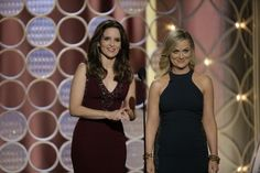 Golden Globe Awards 2014 or The Tina and Amy Show (Review)