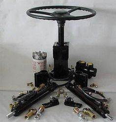 Jackson Power Steering: Complete Steering Kits
