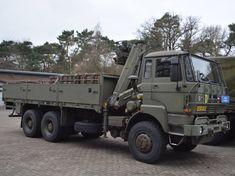 Daf YAZ 2300 met Alk 6x6 Truck, Trucks, Abandoned Cars, Military Equipment, Tactical Gear, Toyota Land Cruiser, Military Vehicles, Shadowrun, Dutch
