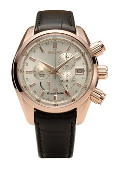 beautiful....love Japanese watch > Grand Seiko SBGC004