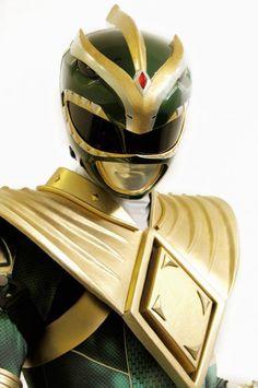 Go, Green Ranger, Go!