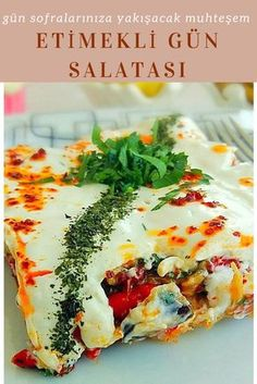 Etimekli Yoğurtlu Gün Salatası Tarifi nasıl yapılır? 18.891 kişinin defterindeki bu tarifin resimli anlatımı ve deneyenlerin fotoğrafları burada. Yazar: Nesli'nin Mutfağı