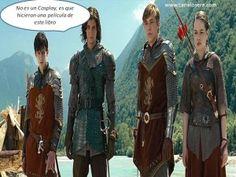El Príncipe Caspian, de Las Crónicas de Narnia, en Canal Osera