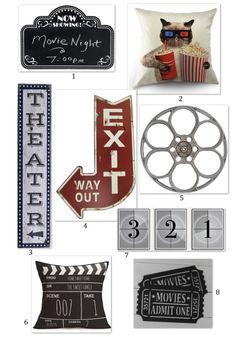 Diy Movie Theater Room, Home Theater Basement, Basement Movie Room, Theater Room Decor, Home Theater Room Design, Basement Bar Designs, Home Bar Designs, Cinema Room, Basement Bars