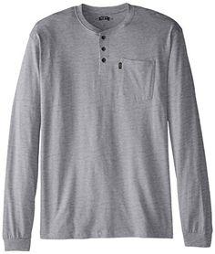 Key Apparel Men's Big & Tall 3-Button Long-Sleeve Henley Pocket T- Shirt - http://www.darrenblogs.com/2017/01/key-apparel-mens-big-tall-3-button-long-sleeve-henley-pocket-t-shirt/
