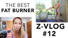 THE BEST FAT BURNER EVER!! - ZVLOG#12 - YouTube