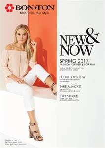 New & Now Spring 2017: Fashion For Her & For Him