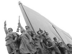 #NorthKorea Mansudae Grand Monument, Pyongyang, North Korea