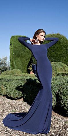 Tarik Ediz Spring Couture 2015