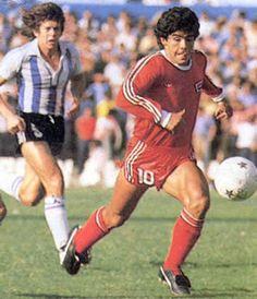 Diego Armando Maradona, Argentinos Juniors