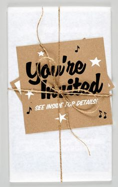 GMH + CRM Wedding Invitations