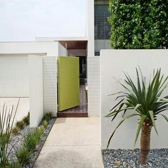 Timber screen fence gate