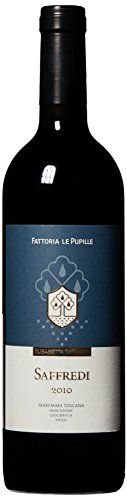 2010 Fattoria Le Pupille Saffredi Toscano Italy 750 mL -- Read more reviews of the product by visiting the link on the image.