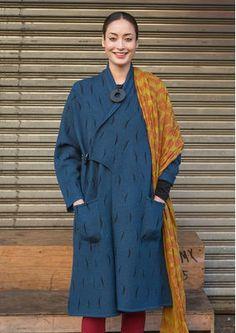 """Mantel """"Yoki"""" aus gefilzter Wolle 66103-60.jpg"""