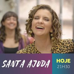 Hoje tem Santa Ajuda no GNT  às 21h30! Quem vai assistir? :p #santaajuda #organização #dicas #GNT #micaelagoes