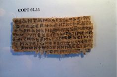 Harvard's Karen L. King visits Carleton to explore the implications of a piece of papyrus that refers to Jesus's wife