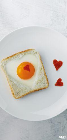 Amor por los detalles #egg #love