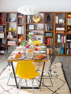 birds of a feather get together sneak peek - a house in the hills - interiors, style, food, and dogs