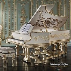 Classic Piano - Top and Best Italian Classic Furniture