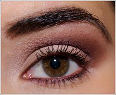 Look: Chanel Spring 2012  Chanel Eclosion Eyeshadow Quad (beige, dark beige, burgundy),