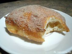 Beavertails...I don't work with yeast much but these sound so easy, even I should be able to make these!