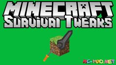 Minecraft is the most famous survival game in the world. However, the survival structure of the Minecraft does not highly appreciate because this game is for as much player as possible. Almost of the player are youngsters. For that reason, the game seems to be simple. However, the Minecraft is...