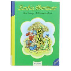 Esslinger Verlag Lurchi - Lurchi's Abenteuer Band 2 im Salamander Onlineshop - 309.000 780154
