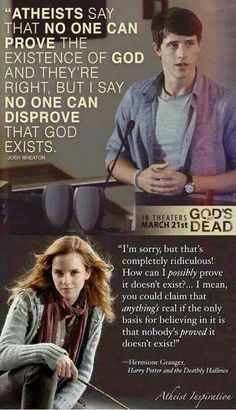god's Not Dead has to be the dumbest piece of Christian propaganda ever made.