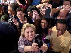 Hillary Clinton repunta en sondeos mientras Donald Trump se estanca - Publimetro Chile