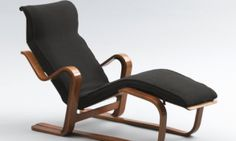 Design breuer on pinterest marcel breuer wassily chair for Chaise wassily