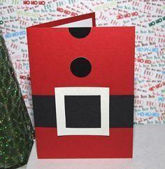 Clica la imagen para ver ideas para felicitar la Navidad. Hazle una sorpresa a tus seres queridos con ideas como ésta. Nos ha enamorado. ¡Es muy creativa! Para más pines como éste visita nuestro tablón. Espera!  > No te olvides de hacer RePin! #navidad #postales #tarjetas #felicitaciones