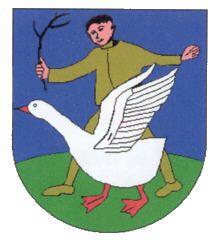 AUT Gänserndorf COA - Liste der Wappen im Bezirk Gänserndorf – Wikipedia