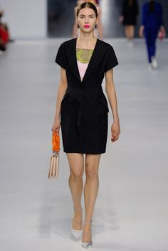 Christian Dior - Pasarela.