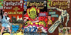 Crítica | Quarteto Fantástico: A Trilogia de Galactus - Plano Crítico