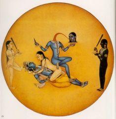 Богиня без головы Чиннамаста и другие безголовые истории из Индии и Тибета. 18+: gorbutovich