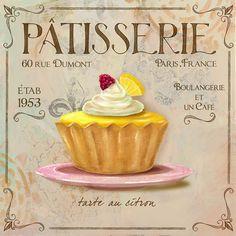 Fiona Stokes-Gilbert / Patisserie IV