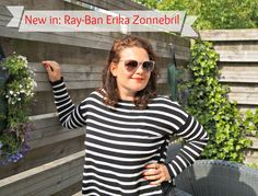 New In: Ray-Ban Erika Zonnebril