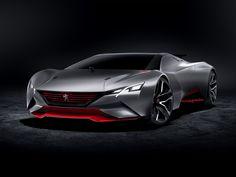 Fond écran Peugeot Vision Gran Turismo