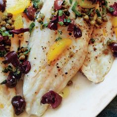 What To Cook This Week: Light Mediterranean Food