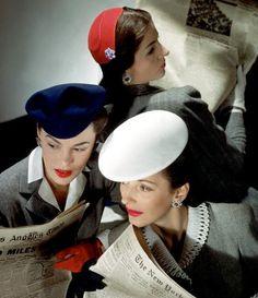 1940's hats