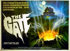 The Gate (1986)-When I was young the little demons in this movie freaked me out!