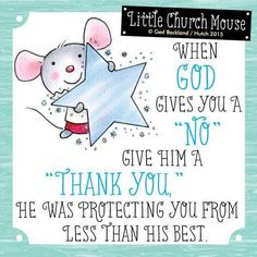 Little Church Mouse ⛪